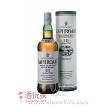 苏格兰拉弗格纯麦10年威士忌,拉弗格威士忌,原装进口苏格兰威士忌(图片,价格,详情,批发)