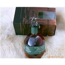 波士顿绿标威士忌(木盒装)绿标美国威士忌(黄标)(绿标)波士顿威士忌