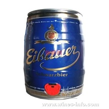 艾堡黑啤5L桶装,德国啤酒艾堡黑啤,艾堡桶啤专卖批发