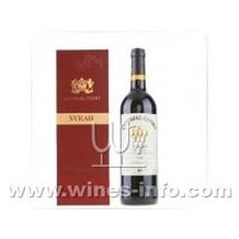 皇轩珍藏西拉干红,法国皇轩珍藏级红酒