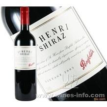 奔富圣亨利设拉子干红葡萄酒
