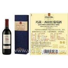 卡斯特玛茜西拉红葡萄酒(干红)