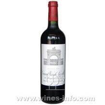 雄狮庄园干红葡萄酒