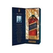 蓝方威士忌 尊尼获加蓝方 顶级醇酿