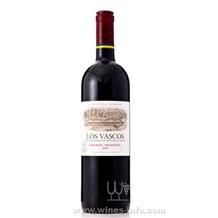 智利拉菲直供巴斯克特级藏酿红葡萄酒