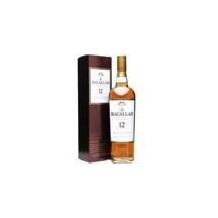 麦卡伦威士忌 麦卡伦12年