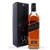 尊尼获加黑方12年威士忌40度700ml