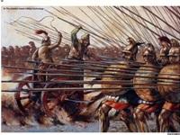 亚历山大大帝时期欧洲战场