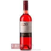 桑塔丽塔120桃红葡萄酒