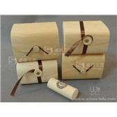 桦木软皮木盒 收纳盒 茶叶桦木盒 树皮木质包装盒 桌面收纳盒