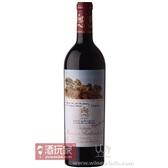 武当王木桐酒庄干红葡萄酒2004