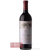 木桐酒庄武当王干红葡萄酒2005