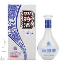 四特酒竹瓷 上海52度四特价格