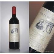 雷勒伯爵红葡萄酒