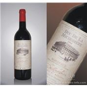 米修迪公爵红葡萄酒