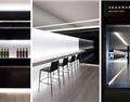 黑白空间 西班牙瓦伦西亚科隆的葡萄酒零售店