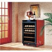 美晶实木恒温酒柜简约系列W150A