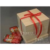 茶叶盒 茶叶包装盒通用茶叶包装盒批发泡桐茶叶木盒