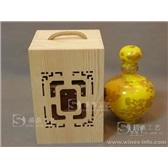 白酒木盒陶瓷瓶礼盒酒坛木盒