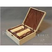 茶叶包装盒通用软树皮盒天然桦木皮