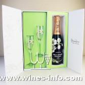 法国巴黎之花美丽时光年份香槟2000
