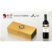 中国第一支生态文化干红---天生地养,得道好酒