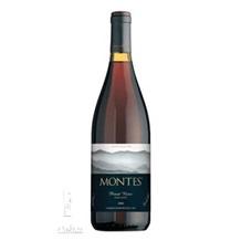 蒙特斯限量版黑比诺葡萄酒2010