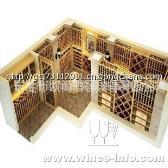 供应晟世名庄酒窖,整体恒温酒窖工程,酒窖设计