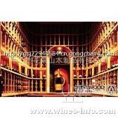 供应酒窖空间设计实木酒窖定做