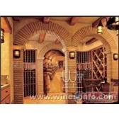 供应酒店酒窖设计 成都专业酒窖设计 专业酒窖设计装修