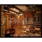 定制酒窖,别墅酒窖、私人酒窖,专业酒窖、酒柜、酒架设计生产