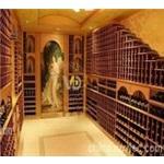晟世名庄酒窖装饰设计有限公司酒窖