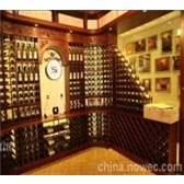 北京宾馆酒窖设计施工,专业设计方法,体现专业酒文化晟世名庄酒窖