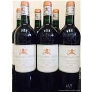 黑教皇堡干红葡萄酒
