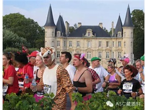 以马拉松之名,体验不醉不休的法式狂欢节