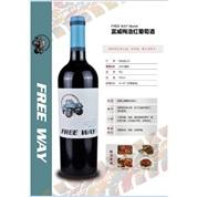 富威梅洛红葡萄酒