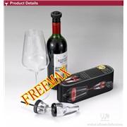 供应现货Fremax新款进口红酒三重醒酒器 快速倒酒器  分酒器