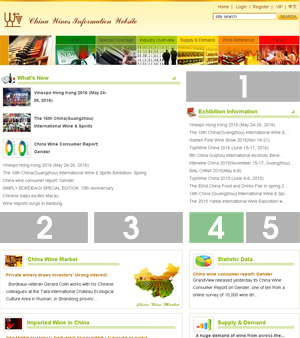 英文站首頁第一橫幅右側小廣告位
