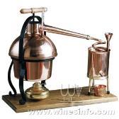 紫銅蒸餾器