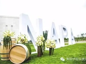 纳帕酒庄美式婚礼引领高端婚礼流行趋势