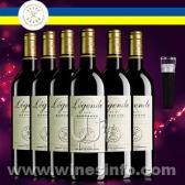 拉菲红酒 拉菲传奇干红葡萄酒水 法国进口波尔多AOC