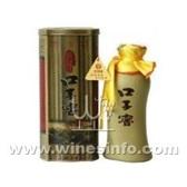 白酒 安徽口子窖五年40.8低度酒 白酒代理批发团购整箱优惠