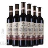 上海进口红酒专卖 张裕红葡萄酒价格 张裕解百纳红葡萄酒团购