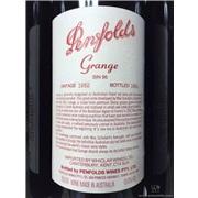1982年奔富酒王葛兰许葡萄酒