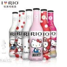 上海RIO/锐澳鸡尾酒批发, 预调酒洋酒Hello Kitty专卖,鸡尾酒代理商