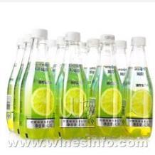 盐汽水饮料厂家、延中盐汽水价格、青柠味410ml*12