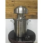 酒小二蒸馏器白兰地蒸馏设备