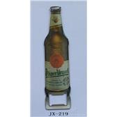 鸿享JX-219定制异型金属开瓶器 精致不锈钢开瓶器 啤酒开可按客户要求设计