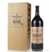 张裕红酒代理、张裕解百纳大瓶装最新报价、质量保证