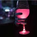 LED发光的葡萄美酒夜光杯